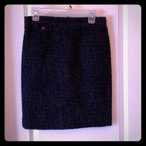J.Crew Tweed Pencil Skirt